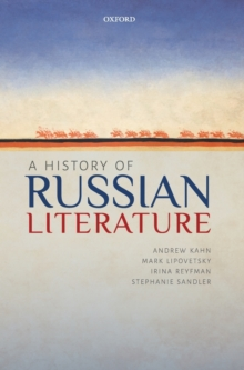 A History of Russian Literature, Hardback Book