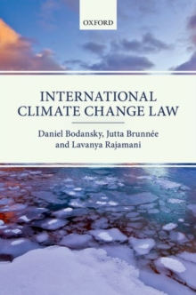 International Climate Change Law, Paperback / softback Book