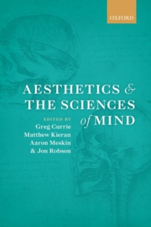 Aesthetics and the Sciences of Mind, Paperback Book