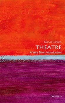 Theatre: A Very Short Introduction, Paperback / softback Book