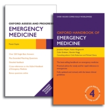 Oxford Handbook of Emergency Medicine and Oxford Assess and Progress: Emergency Medicine Pack, Multiple copy pack Book