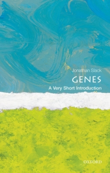 Genes: A Very Short Introduction, Paperback Book
