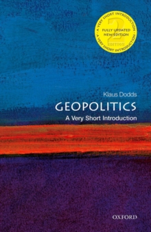 Geopolitics: A Very Short Introduction, Paperback / softback Book