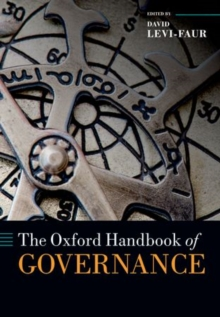 The Oxford Handbook of Governance, Paperback Book