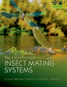 The Evolution of Insect Mating Systems, Paperback / softback Book