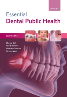 Essential Dental Public Health, Paperback / softback Book