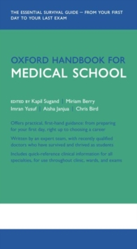 Oxford Handbook for Medical School, Part-work (fasciculo) Book