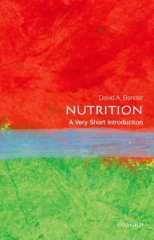 Nutrition: A Very Short Introduction, Paperback / softback Book