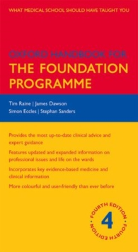 Oxford Handbook for the Foundation Programme, Part-work (fasciculo) Book