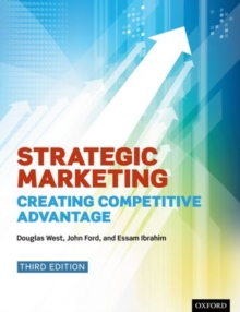 Strategic Marketing : Creating Competitive Advantage, Paperback Book