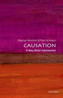 Causation: A Very Short Introduction, Paperback / softback Book