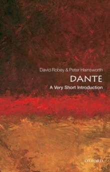 Dante: A Very Short Introduction, Paperback Book