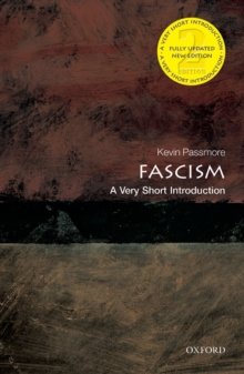 Fascism: A Very Short Introduction, Paperback Book