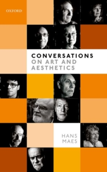 Conversations on Art and Aesthetics, Hardback Book