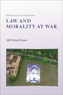 Law and Morality at War, Hardback Book