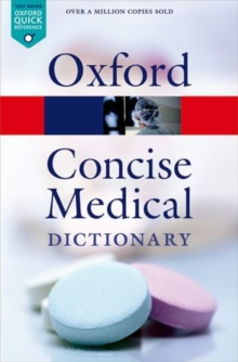 Concise Medical Dictionary, Paperback / softback Book