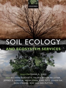 Soil Ecology and Ecosystem Services, Paperback / softback Book