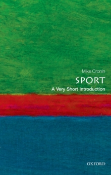 Sport: A Very Short Introduction, Paperback / softback Book