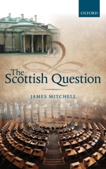 The Scottish Question, Hardback Book