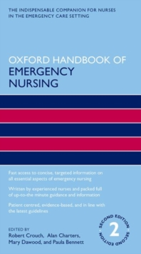 Oxford Handbook of Emergency Nursing, Paperback / softback Book