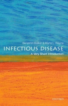 Infectious Disease: A Very Short Introduction, Paperback Book