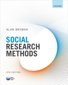 Social Research Methods, Paperback Book