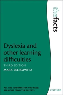 Dyslexia and other learning difficulties, Paperback Book