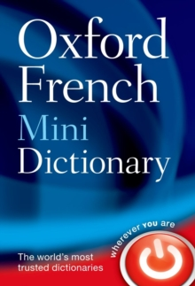 Oxford French Mini Dictionary, Paperback Book