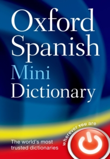 Oxford Spanish Mini Dictionary, Paperback Book