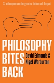 Philosophy Bites Back, Hardback Book