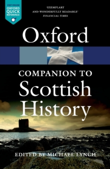The Oxford Companion to Scottish History, Paperback Book