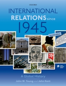 International Relations Since 1945, Paperback Book