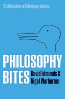 Philosophy Bites, Paperback / softback Book