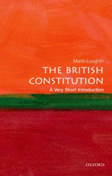 The British Constitution: A Very Short Introduction, Paperback Book