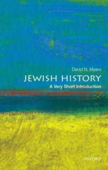 Jewish History: A Very Short Introduction, Paperback Book