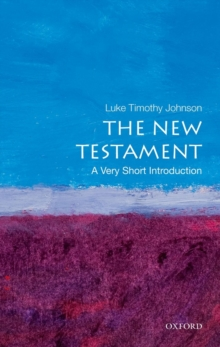 The New Testament: A Very Short Introduction, Paperback / softback Book
