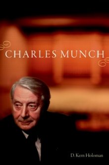 Charles Munch, PDF eBook