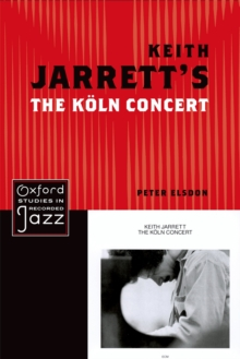 Keith Jarrett's The Koln Concert, PDF eBook