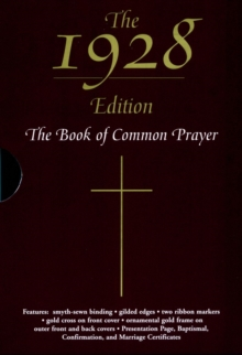 The 1928 Book of Common Prayer, EPUB eBook