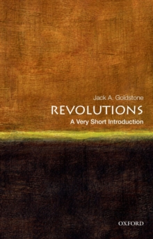 Revolutions: A Very Short Introduction, Paperback Book