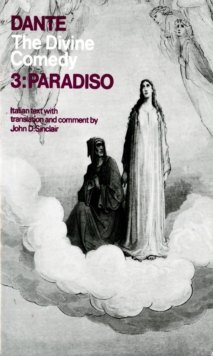The Divine Comedy : Volume 3: Paradiso, EPUB eBook
