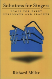Solutions for Singers : Tools for Performers and Teachers, EPUB eBook