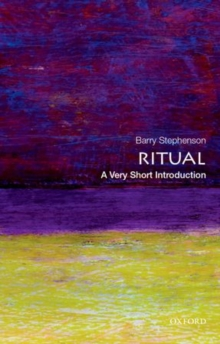 Ritual: A Very Short Introduction, Paperback / softback Book
