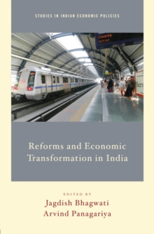 Reforms and Economic Transformation in India, EPUB eBook