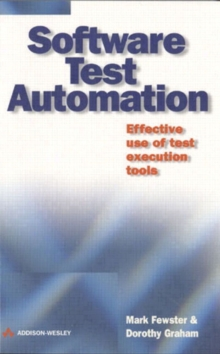 Software Test Automation, Paperback / softback Book