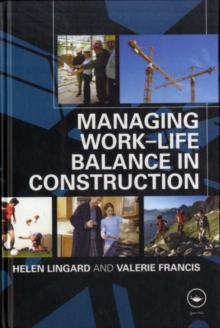Managing Work-Life Balance in Construction, PDF eBook