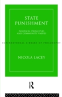 State Punishment, PDF eBook