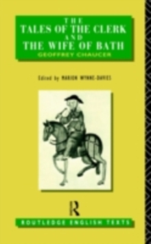 The Tales of The Clerk and The Wife of Bath, PDF eBook
