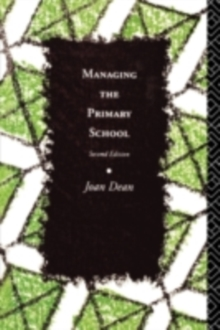 Managing the Primary School, PDF eBook