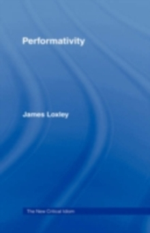 Performativity, PDF eBook